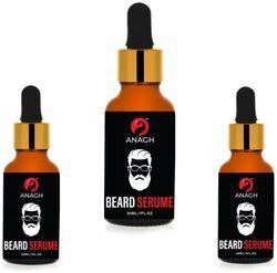 Anagh Black Bread Oil Hair Oil 30ml (Pack Of 3)