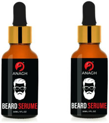 Anagh Fast Beard Growth Oil For Men 30 ml (Pack Of 2)