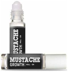 Beardo Mustache Growth Roll - On