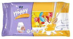 Bella Baby Happy Wet Wipes - Milk Honey 64 Wipes