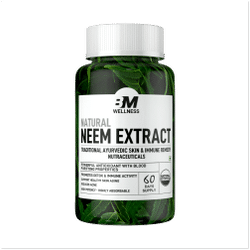 Bigmuscles Nutrition Natural Neem Extract (800mg) Pack of 1 (1x60 Tablets)