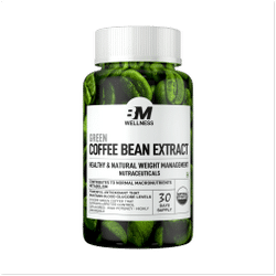 Bigmuscles Nutrition Green Coffee Bean Extract (1000mg) Pack of 1 (1x30 Tablets)