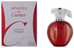 Cartier Delices 100 ml For Women