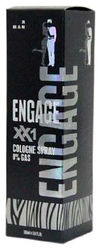Engage Xx1 Cologne - For Men 135 ml
