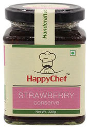 Happy Chef Conserve - Strawberry 330 g