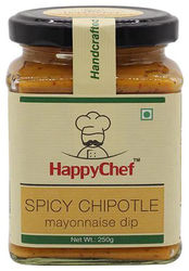 Happy Chef Mayonnaise - Spicy Chipotle 250 g