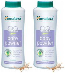 Himalaya Baby Powder 400 g x 2