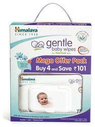 Himalaya Gentle Baby Wipes 72Wipes