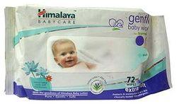 Himalaya Wipes - Gentle Baby 72 pcs