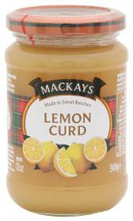 Mackays Curd - Lemon 340 g