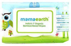 Mamaearth Baby Wipes - Bamboo Based 200 g