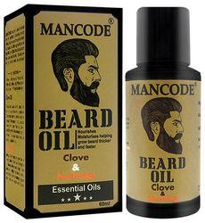 Mancode Beard Oil -Clove Nutmeg 60ml
