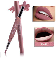 Miss Rose Lip Liner Plus Lipstick Shade 6 2 5 g Pack of 1