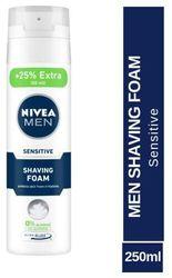 NIVEA Men Sensitive Cooling Shaving Foam 250 ml