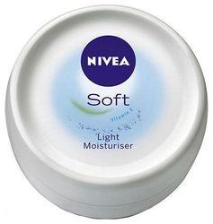 Nivea Soft Cream - Light Moisturizing 100ml
