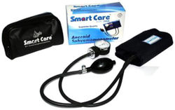 SMART CARE MERCURY DIAL B P MONITOR SCH200A (IMPORTED ANEROID)