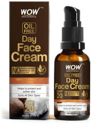 WOW Skin Science Day Face Cream SPF 20 50ml (Pack of 1)