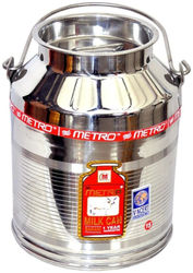 15 LITRE MILK CAN