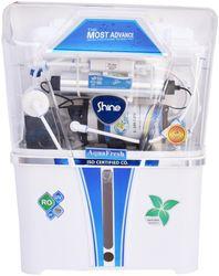 Aqua Fresh Shine Normal model 12 L RO UV UF TDS purify Mineral Water Purifier