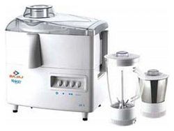 Bajaj MAJESTY JX 4 450 W Juicer Mixer Grinder ( White 2 Jars )