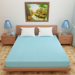 Dream Care Poly cotton Single beds Mattress protectors