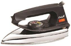 Elvin Regular 750 watt Dry Iron (Black)