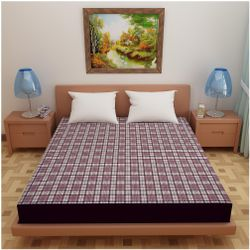 Glassiano Poly cotton Queen beds Mattress protectors