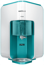 Havells Max 8 L RO UV Electric Water Purifier (Silver)