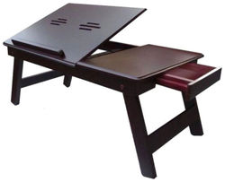 Ibs Wooden Adjustable Laptop Tablemate