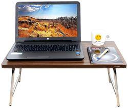 Madhuran Mars Bed Laptop Cum study Table Walnut
