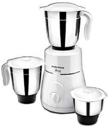 Morphy Richards ACE PLUS 750 W Mixer Grinder ( White 3 Jars )