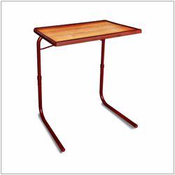 Multipurpose foldable table for laptop studies food tea newspaper