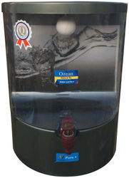 Ozean (pure ) 9 L RO Electrical Water Purifier (Black)