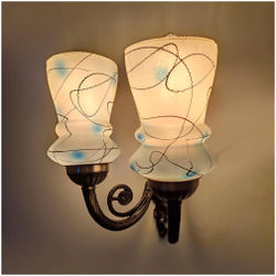 PR Prashant wall lamps Type Decoration Shade wall Lamp (Pack Of 1)