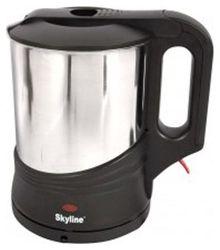 Skyline VTL 5005 1 2 L Black Silver Electric Kettle ( 1250 W )
