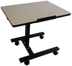Smart Shelter Portable Height Adjustable Laptop Table Study Table
