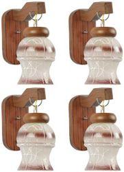 Somil New Designer Sconce Decorative Wall Light (Set Of Four)-L6
