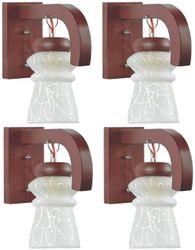 Somil New Designer Sconce Decorative Wall Light (Set Of Four)-J5
