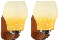 Somil New Designer Sconce Decorative Wall Light (Set Of Two)-H9