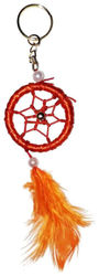 Vyne Orange Color Dream Catcher Key Chain