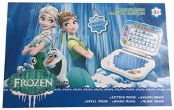 Frozen Kids Mini Laptop English Learner Study Game Computer Toy By Signomark