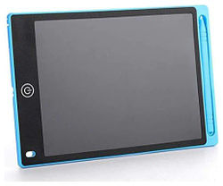 Shrines 8 5 inch LCD Writing Tablet Board Electronic Writing Pad (Multicolor)