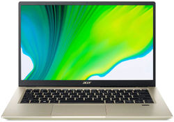 Acer Swift 3 SF314-59 (Intel Core i5-11th Gen 16 GB RAM 512 GB SSD 35 56 cm (14 inch) FHD Windows 10 4 GB Intel Iris X Max Graphics)Thin and Light Laptop (Safari Gold 1 2 kg)