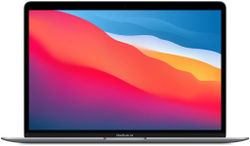 Apple MacBook Air M1 - (8 GB 512 GB SSD Mac OS Big Sur) MGN73HN A (13 3 inch Space Grey 1 29 kg)