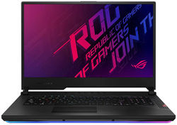 ASUS ROG Strix Scar 17 (Intel Core i7 10th Gen 16 GB DDR4 1 TB SSD 43 94 cm (17 3 inch) 8 GB NVIDIA GeForce RTX Windows 10) G732LXS-HG010T (Original Black 2 99 kg)
