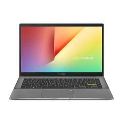 ASUS VivoBook S S14 Intel Core i7-1165G7 11th Gen 14-inch FHD Thin and Light Laptop (8GB RAM 512GB SSD 32GB Optane Memory Windows 10 Office 2019 Iris X Graphics Indie Black 1 4 Kg) S433EA-AM701TS