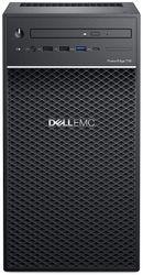 Dell PowerEdge T40 Tower Server Intel Quad-Core Xeon E-2224G Processor 3 5GHz 16GB DDR4 RAM 2TB 7200 RPM HDD DVDRW Black No Operating System servermart Mousepad