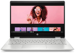 HP Pavilion x360 14-dh1180tu (Intel Core i7-10510U(10th Gen) 8 GB RAM 512 GB SSD 35 56 cm (14 inch) Windows 10 Home Intel UHD Graphics) (Mineral Silver 1 58 kg)