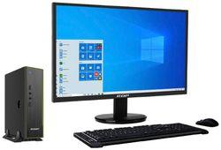 RDP Remote PC BTJ18001WA - Intel Celeron Processor J1800 up to 2 58 GHz - 4GB RAM - 500GB HDD - Windows 10 Home - 19 5 HD LED Monitor
