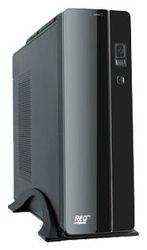 REO Slim Desktop (Intel Core i5 7th Gen 7400 3 0Ghz 8 GB DDR4 RAM 120 GB SSD 1 0 TB Hard Disk Integrated Wi-Fi)